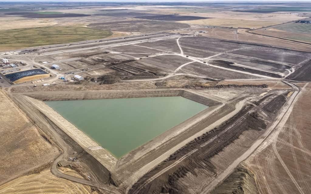Serfas Feedlot Design and Construction